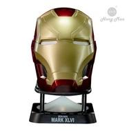 正版授權 漫威系列-鋼鐵人Mark46頭盔 可串聯迷你藍牙喇叭