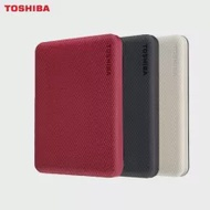 Toshiba Hard Disk 2.5'' HDD 1TB 2TB 4TB Portable External Hard Drive HD 1T 2T Externo USB 3.0 External Disk Harddisk For Laptops
