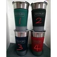 史丹利 STANLEY 不鏽鋼環保杯 不鏽鋼隨手杯 附上蓋 473ml  單個