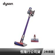 Dyson V8 Fluffy SV10E 無線吸塵器-紫 公司貨2年保 送電熱毯