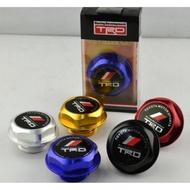 TOYOTA TRD 鋁合金機油蓋 WISH / YARIS / ALTIS/ CAMRY/ VIOS/ EXSIOR