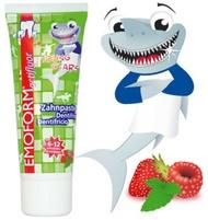【EMOFORM瑞士原裝進口】兒童專用牙膏(6~12歲兒童用) 75ml