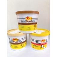 Ready Stock🔥🔥SCP 0.5kg Putty Filla// Wood Filla// Filler Tutup Lubang