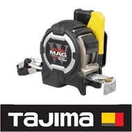 【Tajima 田島】W磁鐵捲尺5.5x25mm/公分(CWM3S2555)