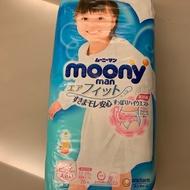 Moony 女童褲型XXL
