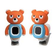 【全館折300】aNueNue U900 熊野 熊 自動開關 調音器 全音域 造型可愛 夾式調音器 U900BT