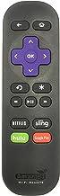 Amaz247 Wi-Fi リモコン Roku Streaming Stick (3500r、3500rw、3600、3800、3810)、Roku 3 (4200r)、Roku 2 (2720r)、Roku Ultra、Roku Premiere、Roku Express (3900X)、Roku Express+用