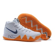 Nike_KYRIE 4 EP Irving 4th Generation Men's Basketball Shoes, Breathable, Non-Slip, Abrasion Resistant