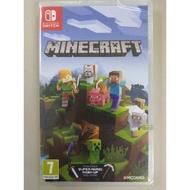 NS 全新現貨不用等 Minecraft我的世界(當個創世神) 中英文歐版 Nintendo Switch