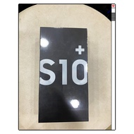 SAMSUNG Galaxy S10+ 8+128G 白色 空機現金促銷價 萊分期 NOTE10 S9+