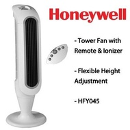 Honeywell HFY045 Tower Fan with Ionizer