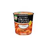 味之素德利克諾爾湯番茄湯麵食 41.9 g × 24-杯 (6 杯 x 4 盒) 免運費! Vie-UP