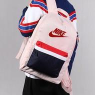 Nike_outdoors กีฬาแล็ปท็อปสำหรับเดินทางกระเป๋าสะพายไหล่สบายๆกระเป๋าเป้สะพายหลังขนาดใหญ่ผู้ชายมัลติฟังก์ชั่นักเรียน schoolyard เท้ากระเป๋านักเรียน
