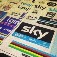 Bike Reflective Stickers Bicycle Reflective Stickers Decal Sticker