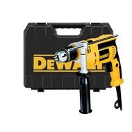 【威威五金】美國 DEWALT 得偉 750W 四分震動電鑽 4分插電電鑽 DWD025 加贈原廠水泥鑽尾/木工鑽尾