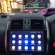 Nissan almera android player
