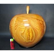 【紅檜 聚寶盆 大蘋果 美麗奇 大顆 平安系列 19】 台灣檜木 黃檜 紅檜 檜木聚寶盆 檜木瘤 樹瘤 檜木桌 奇木