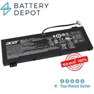 Acer แบตเตอรี่ ของแท้ AP18E7M (สำหรับ Acer Nitro 5 AN515-54, AN517-51, Nitro 7 AN715-51 / Predator Helios 300 PH315-52 PH317-53 / Aspire 7 A715-74G Series) Acer Battery Notebook แบตเตอรี่โน๊ตบุ๊ค เอเซอร์