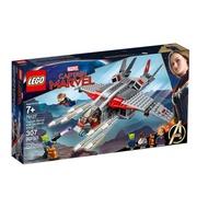 《傑克玩樂高》LEGO 樂高積木 76127 Marvel 漫威 驚奇隊長