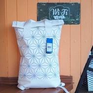 Adidas 3D Roll Top Backpack กระเป๋าเป้สะพายหลัง เปิดปิดแบบ Roll Top ด้านหน้ามีโลโก้ (ของแท้)