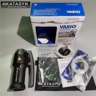 進口瑞士康迪Katadyn Vario黑美人戶外凈水器過濾水器設備求生
