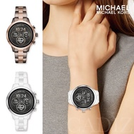 現貨 美國正品 Michael Kors 銀雙色陶瓷智慧錶 ACCESS Smartwatch MKT5050 MKT5047