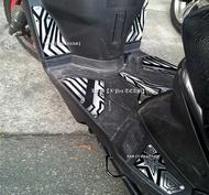 LFM【X Pro TEAM】BWS'X鋁合金防滑前中後腳踏板~獨特CNC雙色踏板~BWS125防滑踏板