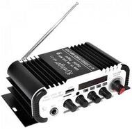 HY-V11卡拉OK 多功能擴大機 麥克風混音 電腦/手機/家用/車載 / USB 記憶體卡 收音 擴大機