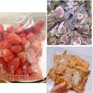****韓國直送-南大門老爺爺 草莓乾 無花果乾 魚片