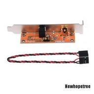 [Newhopetree] 華碩技嘉 Msi 主板的 Spdif 光學和 Rca 輸出板電纜支架 露天拍賣