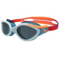 SPEEDO 女生成人 運動鐵人泳鏡 Futura Biofuse Tri 藍橘