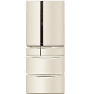 (無贈品)Panasonic 國際牌601公升六門變頻電冰箱日本製 NR-F604VT-N1(香檳金)