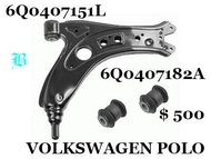 VOLKSWAGEN 福斯 POLO LUPO BORA PASSAT GOLF BEETLE POINTER T4 T5 TIGUAN TOUAREG 三角架 鐵套 和尚頭 避震器