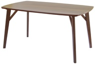 實木/餐桌椅  典雅實木餐桌(2色)  【RICHOME】TA314