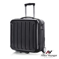 奧莉薇閣 18吋行李箱 登機箱 PC電腦商務旅行箱 城市新貴(黑色)