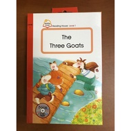 [二手]The Three Goats / Reading house level 1 / 敦煌書局