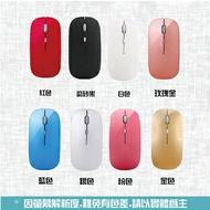 宏晉 Hong Jin HJ115 可充電超靜音無線滑鼠(玫瑰金色) [大買家]