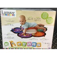 《GTS》現貨中Lamaze拉梅茲寶寶轉轉遊戲墊/健身器/粉紅地墊轉轉樂 貨號LC27723