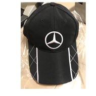 全新 賓士交車禮 Mercedes Benz 帽子 賓士AMG 黑色 高爾夫球帽