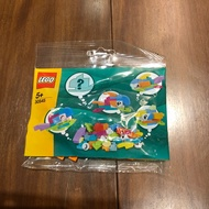 LEGO 30545 Fish Free Builds 樂高