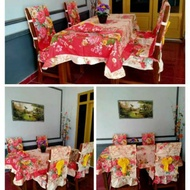 Dining Table Chair Backrest / Dining Table Set