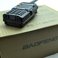 UV-5R 無線電 業務機 UV VU 對講機 BAOFENG UV-5R 一般版 全新品全配備