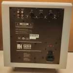 英國 KEF Subwoofer PSW 1000.2 超低音喇叭
