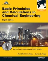 Basic Principles and Calculations in Chemical Engineering 8e
