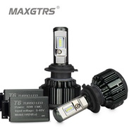 MAXGTRS H1 H3 H4 H7 H8 H11 9005 9006 9012 HB3 HB4 H13 9004 9007 880 Car LED Headlight Bulbs 70W CSP