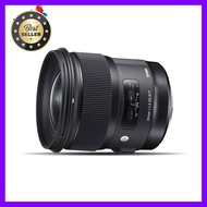 Sigma 24mm f/1.4 DG HSM(A) Lenses - ประกันศูนย์ 1 ปี เลือก 1 ชิ้น อุปกรณ์ถ่ายภาพ กล้อง Battery ถ่าน Filters สายคล้องกล้อง Flash แบตเตอรี่ ซูม แฟลช ขาตั้ง ปรับแสง เก็บข้อมูล Memory card เลนส์ ฟิลเตอร์ Filters Flash กระเป๋า ฟิล์ม เดินทาง