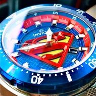 「現貨」INVICTA 英威塔 Dc聯名款 超人 機械錶