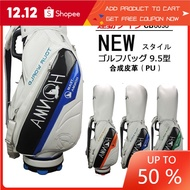 【READY STOCK】Honma golf bag Honma remium standard bag u Honma Waterroof Golf Bag