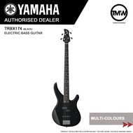 Ready Stocks - Yamaha TRBX174 Electric Bass Guitar - Absolute Piano - The Music Works Store GA1