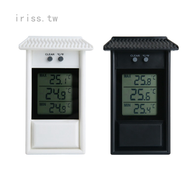 Garden Thermometer Memory Thermometer Outdoor Window Thermometer Fridge Thermometer